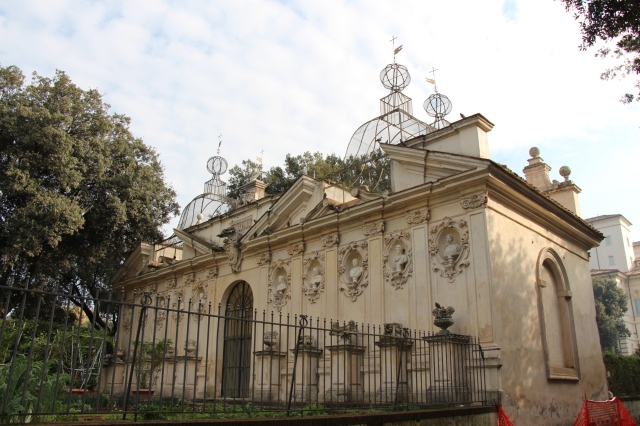 Villa Borghese, one of the best museums I've ever gone to...